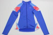 PEARL IZUMI Women's Elite Thermal Long Sleeve Cycling Jersey Medium (M) - Blue
