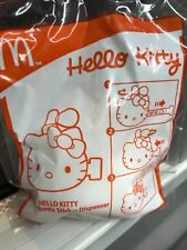 Hello kitty perfume sticker dispenser happy meal McDonald unopened new 2018