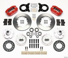 1965-1969 Mustang,Falcon,Wilwood Dynapro Dust Boot Front Brake Kit,140-13343-
