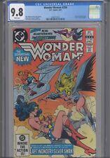 Wonder Woman #290 CGC 9.8 1982 DC Comics Huntress Back-Up Story