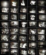16 mm Film 1955-Afrikaforschung Musik-Kongobebiet Instrume-Historical admissions