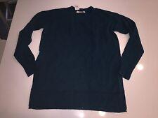 ann taylor loft Petite Black Ruffle  blouse Tank top Layer L P Shirt New NWT