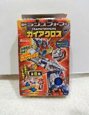 Transformers Gaiacross Crush mini Plastic Model | Kabaya Japan 2011