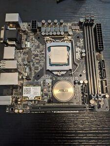 Intel Pentium G3258 Asus H970i Plus combo for emulation or basic computing