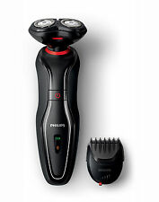 Philips Click and Style Mens Electric Shaver Beard Trimmer Cordless S720/17