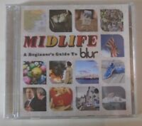 BLUR ~ Midlife: A Beginners Guide To Blur ~ CD ALBUM - SEALED