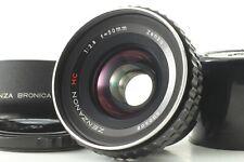 【NEAR MINT】Zenza Bronica Zenzanon MC 50mm f/2.8 For S S2 EC TL II a-66