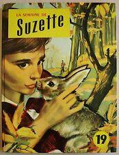 Recueil Semaine de Suzette N° 19 n° 73 1959 à 83 de 1959