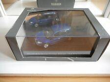 "Eligor Renault Megane II Berline Luxe ""Car of the Year"" in Blue on 1:43 in Box"