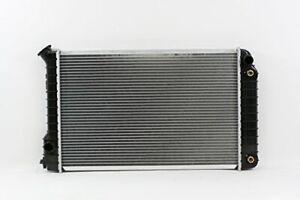 Radiator For 0741 83-93 Chevrolet S-10/15 83-89 Blazer Jimmy 6cy 2.8L Autom 1Row
