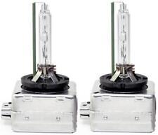 D1s 5000k Hid Xenon Bulbos Set 2x Faros lámparas de reemplazo 12v 35w Blanco Cálido