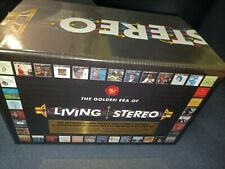 The Golden Era of LIVING STEREO  RCA SONY 60 CD Collector's Edition NEW