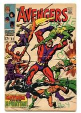 The Avengers #55 1st Full Appearance Ultron GD/GD+ Marvel Comics