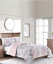 New Sunham Bedding Colesville 3-Pc. Full/Queen Comforter Set Blush $80 i3475