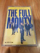 The Full Monty - Soundtrack - Cassette Tape, Used Very Good