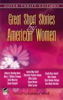 Great Short Stories by American Women [Dover Thrift Editions]