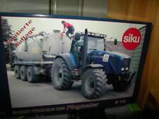 1:32 Siku Massey Ferguson 8260 Plogmaker Traktor Limitierte Auflage OVP