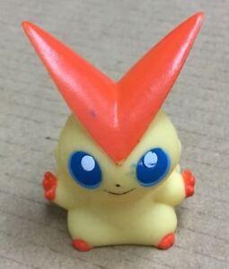 B.14 Pokemon Finger Puppet Victini Figure Gotta Catch Them All Nintendo Bandai