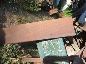 1926 1927 FORD MODEL T RUNNING BOARD RAT ROD