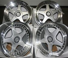 "Alloy Wheels 17"" DR-F5 For Toyota Aygo Corolla Mr2 Starlet Yaris 4x100 SP"