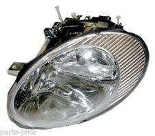 New Replacement Headlight Assembly LH / FOR 1996-98 FORD TAURUS