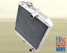 96-00 Civic DX LX Ek Ej Em1 Si D15 D16 Automatic Transmission Aluminum Radiator