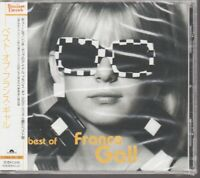 France Gall Best Of Cd Album Import Japon Neuf