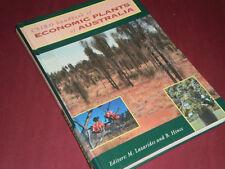 CSIRO HANDBOOK OF ECONOMIC PLANTS OF AUSTRALIA by Lazarides & Hince