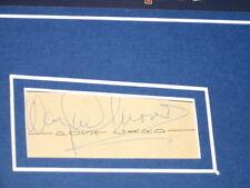 Wayne Morris Signed Framed 11x14 Photo Display Paths of Glory