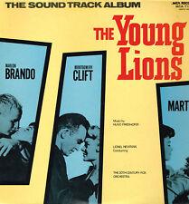 Bande Sonore Hugo Fried Hofer LP JAPON YOUNG LIONS MCA 7154