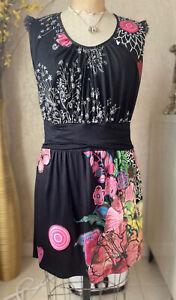 Desigual dress size L, new