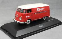 Schuco Volkswagen VW T1 Transporter Kicker livery 450369200 1/43 NEW Ltd Ed 1500