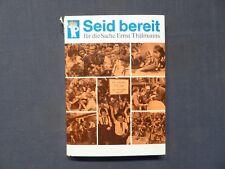 Buch, Seit bereit - für die Sache Ernst Thälmanns, Geschichte JP 1952-1963, DDR