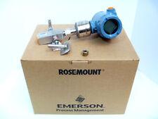 Rosemount 3051S1 TG1A2A11A1ADA2M5Q4 -5-5 PSI Press. Transmitter 2013 NEW IN BOX