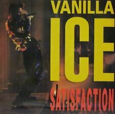 "Vanilla Ice(7"" Vinyl)Satisfaction-SBK Records-SBK 29-1991-NM/NM"