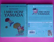 blu ray+dvd steelbook metal box i miei vicini yamada hohokekyo tonari no yamada