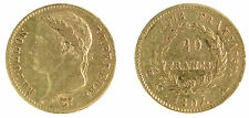 20 Francs Or NAPOLEON IER EMPEREUR - 1807 A PARIS