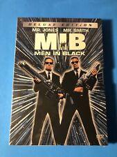 Men In Black (Dvd, 2002, 2-Disc Set, Deluxe Edition) Tommy Lee Jones