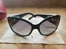 Brand New Valentino Sunglasses 5633/S Color 807LF Black Gray Gradient with Case
