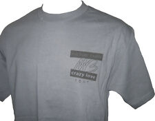 Michael Buble Crazy 2010 - 2012 Love Tour Canadian Concert Local Crew T-shirt L