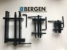 BERGEN 3PC Armature Bearing Bush Seal Puller Large/Med/Small 5146/5155/5144