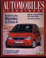 AUTOMOBILES Classiques  N°   81  03-04/97 PORSCHE 911S4