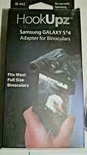Carson Optical HookUpz Samsung Galaxy S4 Adapter For Binoculars, New Old Stock