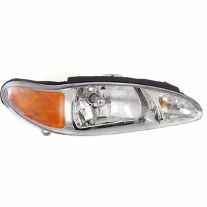 New Headlight for Ford Escort 1997-2002 FO2503137