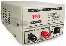 Nevada 230v AC to 13.8v DC 3-5A For 12v Car CB Radio Home Switching Power Supply