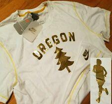 *ULTRA RARE* NIKE OREGON TRACK CLUB Shirt Mens L pre running run elite ducks nsw