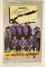 De Nuevo Al Ataque by Banda Mausser (Apr 16, 1995) (Audio Cassette Sealed)