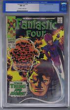 Fantastic Four  #78 Marvel 1968 CGC 9.4 (NEAR MINT ) Old Label