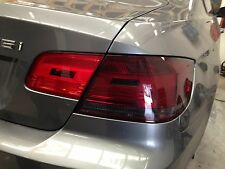 Taillight slightly smoked tint film/overlay with air channel 1500mmx300mm