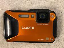 Panasonic LUMIX DMC-FT5 16.1MP Digital Camera - Waterproof